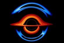 ناسا شبیهسازی خیرهکنندهای از سیاهچالههای دوتایی منتشر کرد