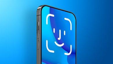 آیفونهای ۲۰۲۳ ممکن است از Face ID زیر نمایشگر استفاده کنند