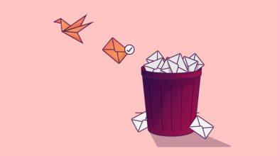 اگر نمیخواهید ایمیلهایتان اسپم شوند، این مقاله را بخوانید!
